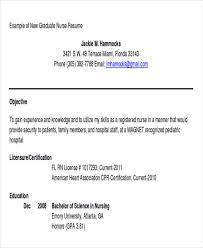 nursing career objective exles 7 exles of career objective exles in word pdf