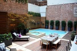 Backyard With Pool Ideas Breathtaking Pool Waterfall Design Ideas