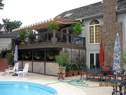 Cost Of Retractable Awning Sunair Awnings Screenmobile Of Charlotte