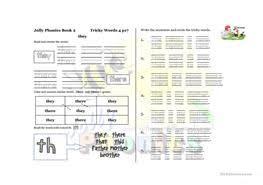 11 free esl jolly phonics worksheets