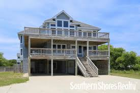 Beach House Rentals In Corolla Nc by Outer Banks Rentals Semi Oceanfront With Game Room