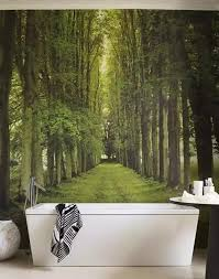 wallpaper for bathroom ideas coolest modern interior 3d wallpapers for your living room guru