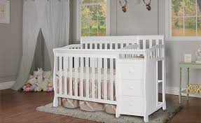 baby cribs with changing table reviews in 2017