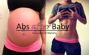 stomach muscles after c section diary of a fit mommythe abs after baby workout program diary of