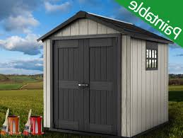 shed idea keter oakland premium garden shed 7 x7 keter outdoor shed