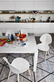 Esszimmer St Le Von Calligaris Calligaris Basil Dining Chair Shaped Like A Basil Leaf