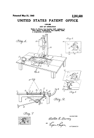 disney animation camera patent 1940 patent print wall decor