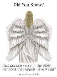do angels have wings a heart after christ