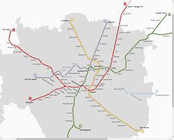 Google Maps Buenos Aires Milan Finally Milan Transport Metro Lines Train Stations