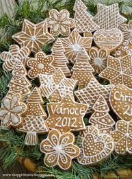 traditional christmas cookie christmas lights decoration