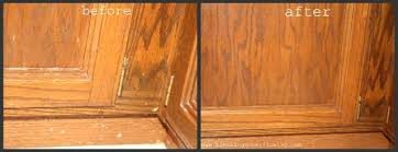 How To Clean Sticky Wood Kitchen Cabinets Magnificent Cleaning Sticky Kitchen Cabinets Clean Grease How On