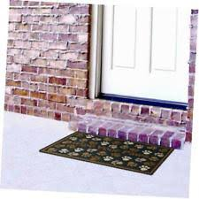 Rubber Cal Wipe Your Paws Wipe Your Paws Door Mat Ebay