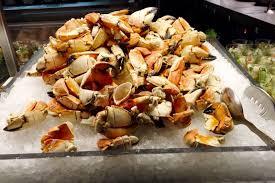 Buffet With Crab Legs by Bacchanal At Caesar U0027s Palace Gas U2022 Food U2022 No Lodging