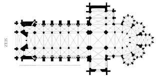 Cathedral Floor Plan Pin By Bartek Smoczynski On Architektura Rzuty Pinterest Medieval