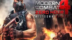 modern combat zero hour apk modern combat 4 zero hour offline apk obb hd graphics
