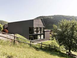 gallery of single family house on a slope dost 1