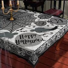 halloween linens popular halloween table cloth buy cheap halloween table cloth lots