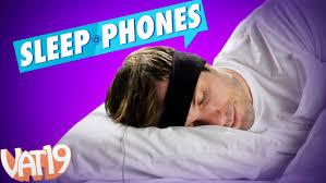 Comfortable Sleeping Headphones Headphones Made For Sleeping Youtube