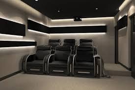 House Mak Home Cinema BNC Technology - Home cinema design