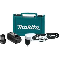 makita 12 volt max lithium ion 3 8 in cordless right angle drill