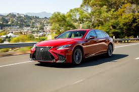 2018 lexus gs350 f sport 2018 lexus ls reviews and rating motor trend