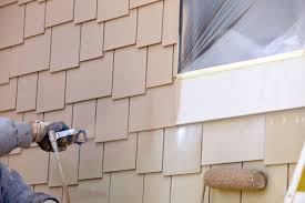 how much exterior paint use spraying brushing how use paint sprayer