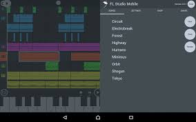 fruity loops apk fl studio mobile android apps on play