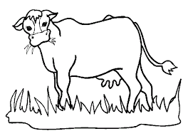 drawings to color for kids many interesting cliparts