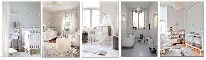 chambre bebe blanc idée déco chambre bébé couleur blanche dans ma chambre il y a