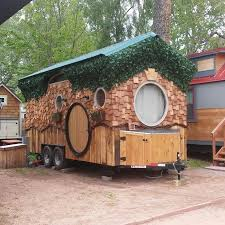 tiny house vacation in colorado springs co the hobbit house at weecasa tiny house resort home facebook