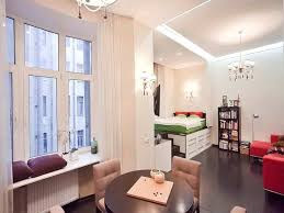 literarywondrous studio apartment room divider photos design home