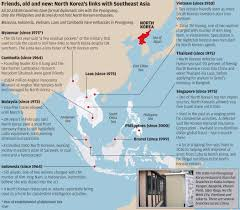 East China Sea Map Why Do Singapore Malaysia Use Kid Gloves With Nuclear Armed North