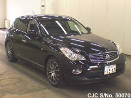 used crossover cars 2011 nissan skyline crossover black for sale stock no 50070