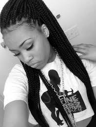 medium box braids with color tumblr braided beauty box braids protective styles box braids bun