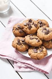 cuisine sans gluten sans lait cookie au chocolat cookies au chocolat pralin et aux ppites de