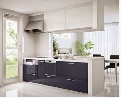kitchen with large island kitchen modern white kitchens with dark wood floors tv above front
