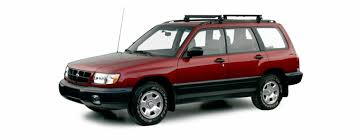 Subaru Forester Bike Rack by 2000 Subaru Forester Overview Cars Com