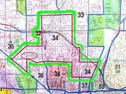 Real Estate Map Long Beach Los Altos Area 34 Primacy Real Estate