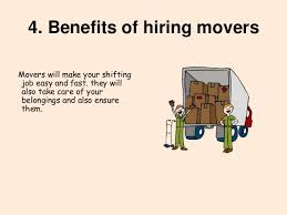 Hiring Movers Role Of Movers In Successful Relocation
