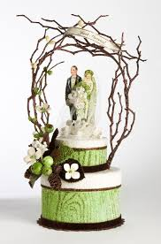 celtic wedding cake topper food photos