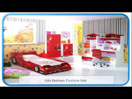 kids bedroom furniture full size bed youtube