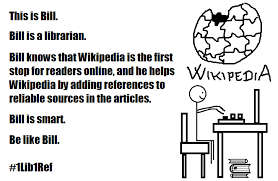 Meme Edit - be like bill wikipedia
