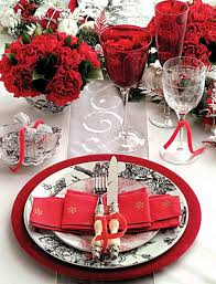Romantic Valentines Day Table Setting Ideas Home Design And - Design a table setting