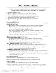 customer service skills resume customer service skills resume inssite