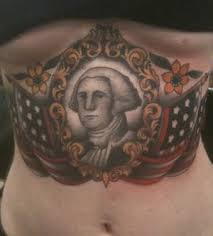 political ink americans adorned with tattoos of politicians u2013 in