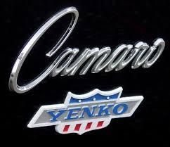 camaro logos chevrolet camaro by yenko cartype