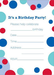 25 unique birthday invitation templates ideas on pinterest free