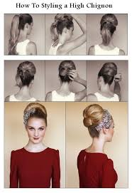 different hair buns curls and buns weddingbee