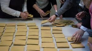 r駸ultats par bureau de vote présidentielle le résultat du second tour annulé dans un bureau