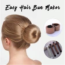 bun holder magic hair bun maker shopy place
